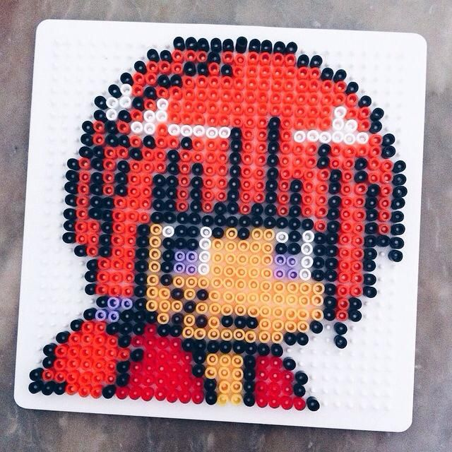 Ruronin Kenshin! Decided to make this for my BFF, as she is a hardcore fan of the anime.