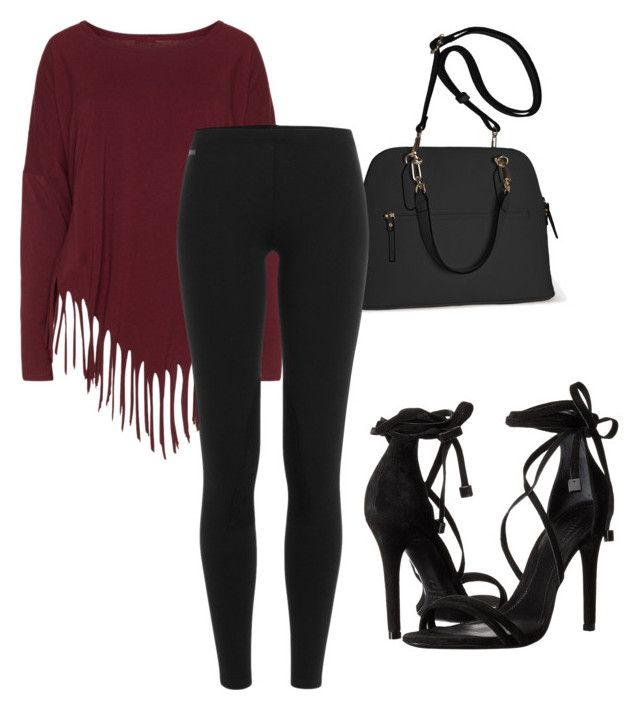 """like"" by kristyna-r on Polyvore featuring beauty, Boris, Avenue, Polo Ralph Lauren and Schutz"