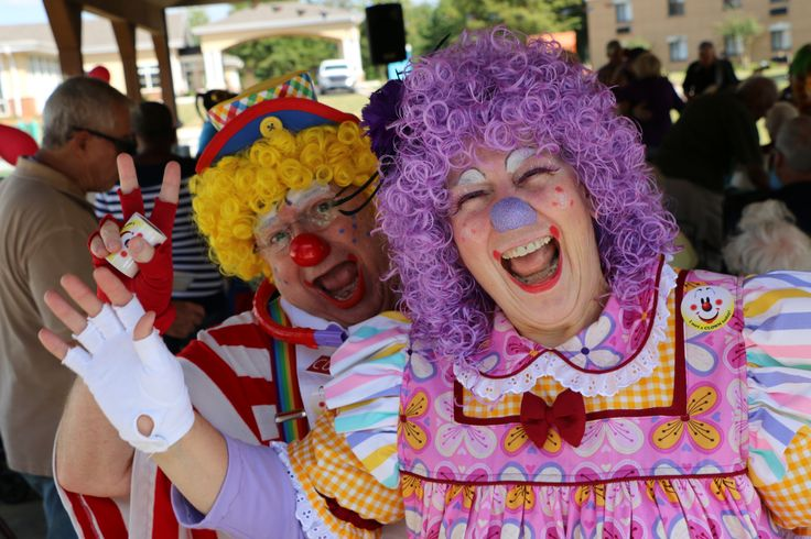 We all enjoyed the Wacky Tacky Day Carnival!