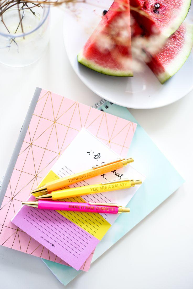 Budget-tip: Instagramwaardige pennen voor weinig!