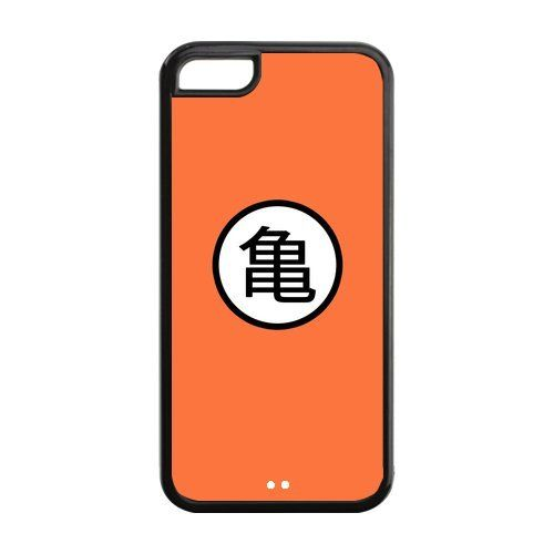 iPhone 5C Dragon Ball Diseño durable Rubber Silicone material Case Cover for iPhone 5C - http://www.tiendasmoviles.net/2017/07/iphone-5-c-dragon-ball-diseno-durable-rubber-silicone-material-case-cover-for-iphone-5-c/