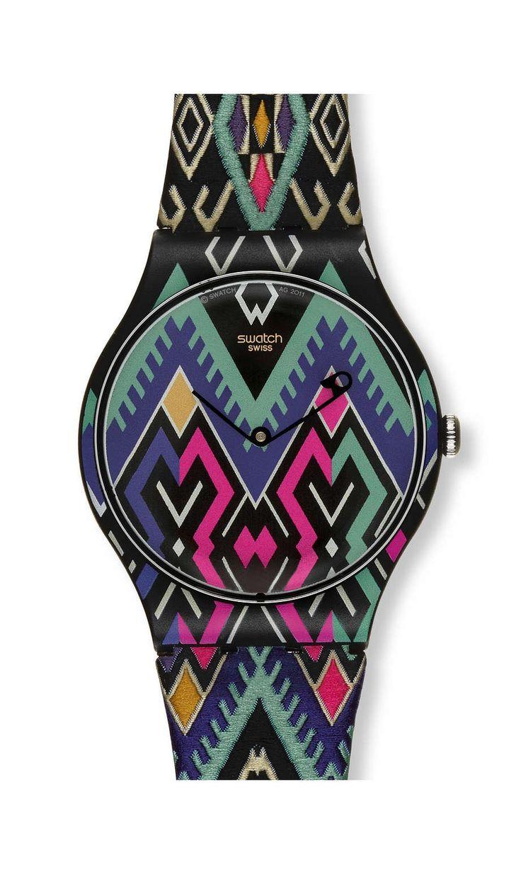 Swatch® US - PRETTY BOHEMIAN - SUOZ135