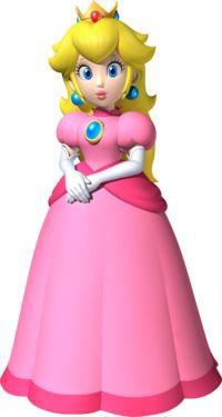 Galerie des personnages : Princesse Peach