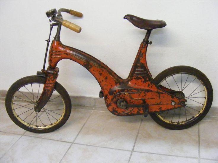 50er Jahre FERBEDO Kinderrad     450 €