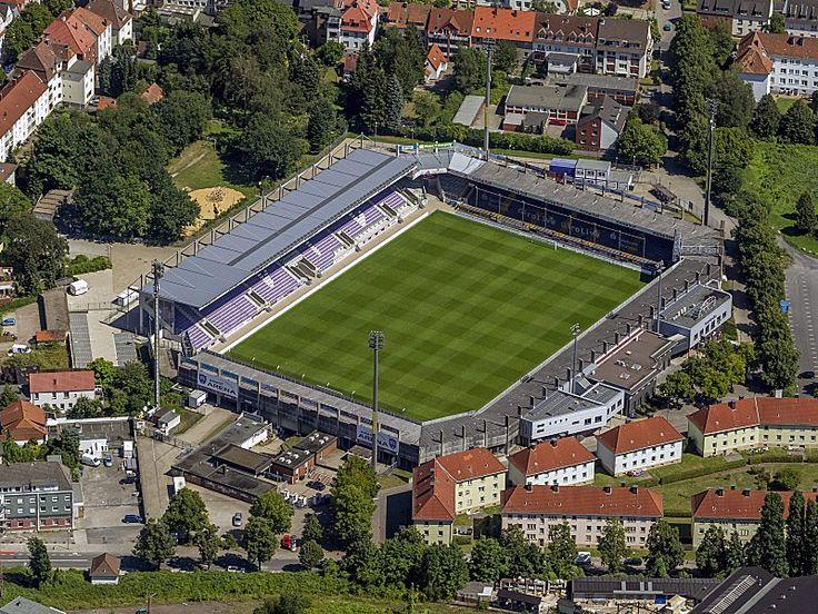 Bremer Brücke Stadium - VFL Osnabrück, Germany