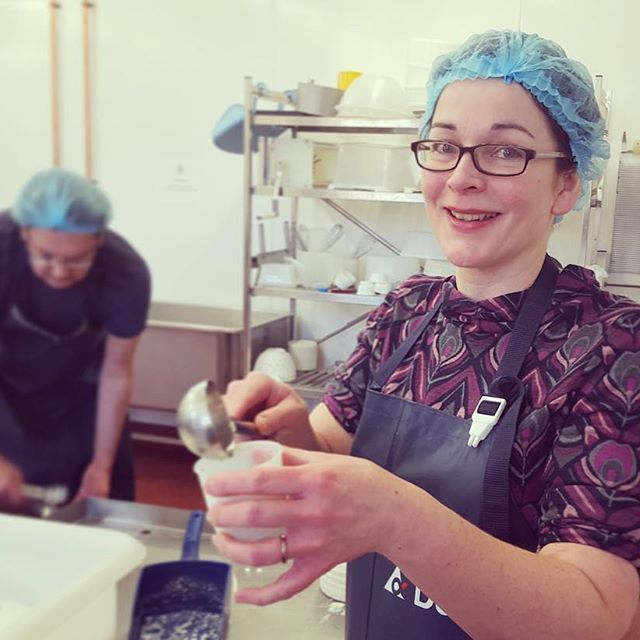 Ruth and Margaret have been away from the office this week. Take a look at what they've been up to! Learning lots. #thefinecheeseco