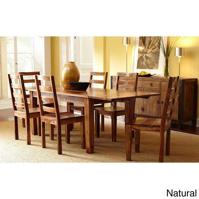 23 best home tables images on pinterest dining room for Best deals on dining room sets