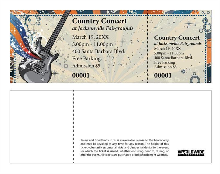67 best Concert  Music Event Products images on Pinterest Concert