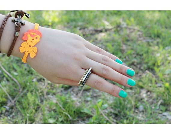 Chunky Rings by Myfunny on Etsy, $13.30