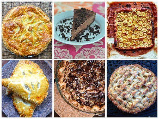 Serious Entertaining: Happy International Pi(e) Day! | Serious Eats