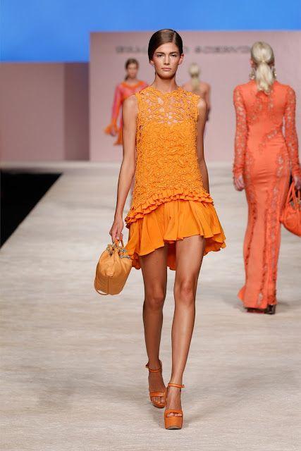 Outstanding Crochet: Ermanno Scervino Summer/Spring 2013