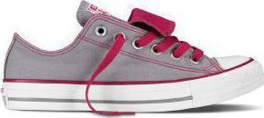 Converse All Star Chuck Taylor Double Tongue Ox Dolphin Berry 547216C | Skroutz.gr