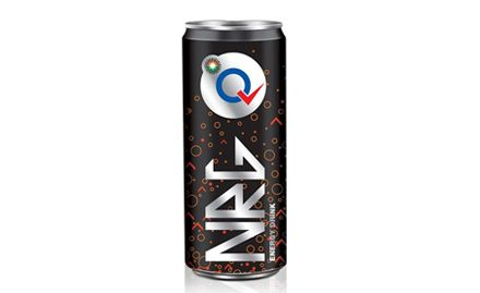 Rs 65 for 250 ml 'Q NRG' Energy Drink. Valid at Sahara Q Shop outlets only.