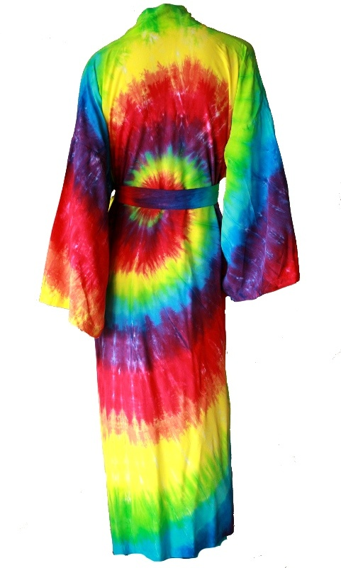 tie dye robe o tie dye o pinterest robes dyes and ties With robe tie and dye