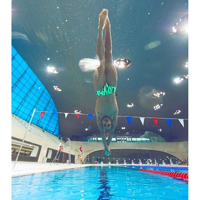 The taper has started! Michael Gunning starts the countdown to British Champs in #Glasgow. #bsc16 #getfunk #perfectforfunkytrunks #roadtorio