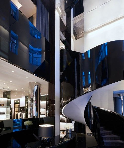 TOM FORD's Madison Avenue Flagship is Now Open - DuJour