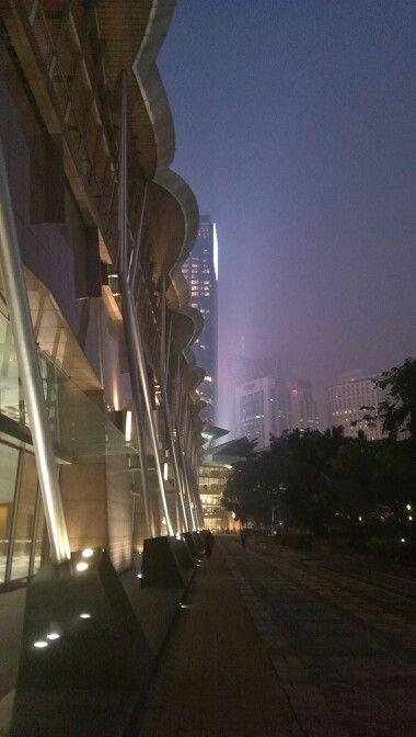 Kuala Lumpur Ground View
