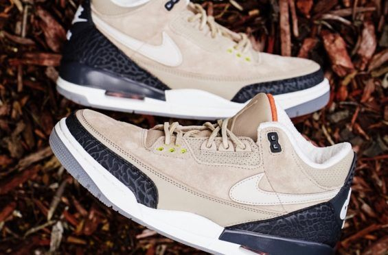 official photos 9eac7 79ff4 Buy The Air Jordan 3 JTH Bio Beige Right Here The Tinker Hatfield-designed  Air