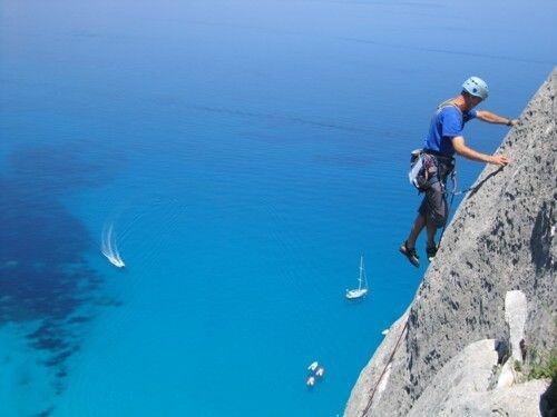 Alps experience - Ski & Climb : Programmi : Arrampicata su roccia : SARDEGNA VIE MULTIPICH SU CALCARE