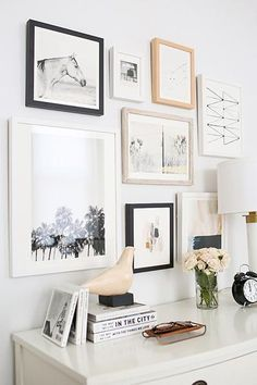85 Creative Gallery Wall Ideas And Photos For 2017