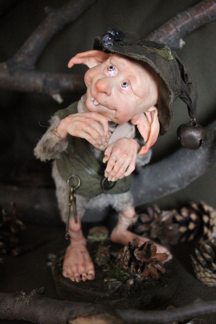 Рики. Авторская кукла ручной работы Катрушовой Татьяны / Авторские куклы своими руками, ручной работы / Бэйбики. Куклы фото. Одежда для кукол