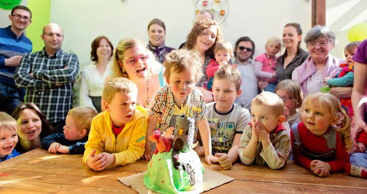 Joyeux Anniversaire Charly - 4 ans - Gateau Chevalier - Petite Snorkys Photography