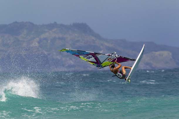 Alice Arutkin windsurf