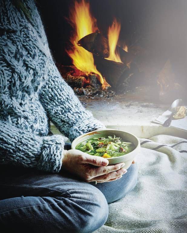 Soupe corse au feu de bois pour 4 personnes - Recettes Elle à Table