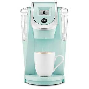 Be still my coffee loving mermaid heart! Keurig oasis