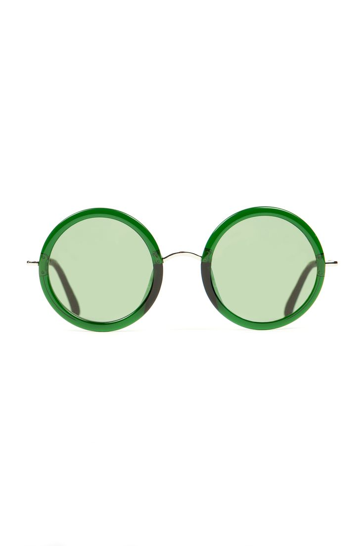 Linda Farrow Vintage More Ray Ban, Round Glass Linda Farrow Vintage. The Row Oversized Round Glasses.