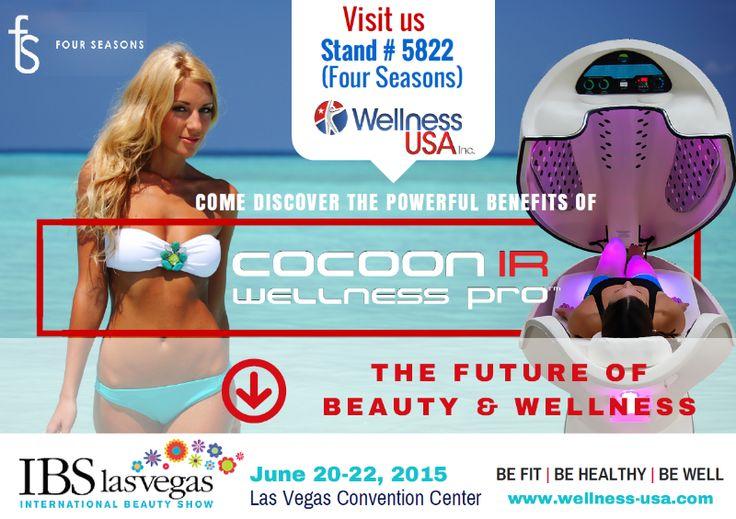 International Beauty Show Las Vegas-June 20-22. Come visit us!