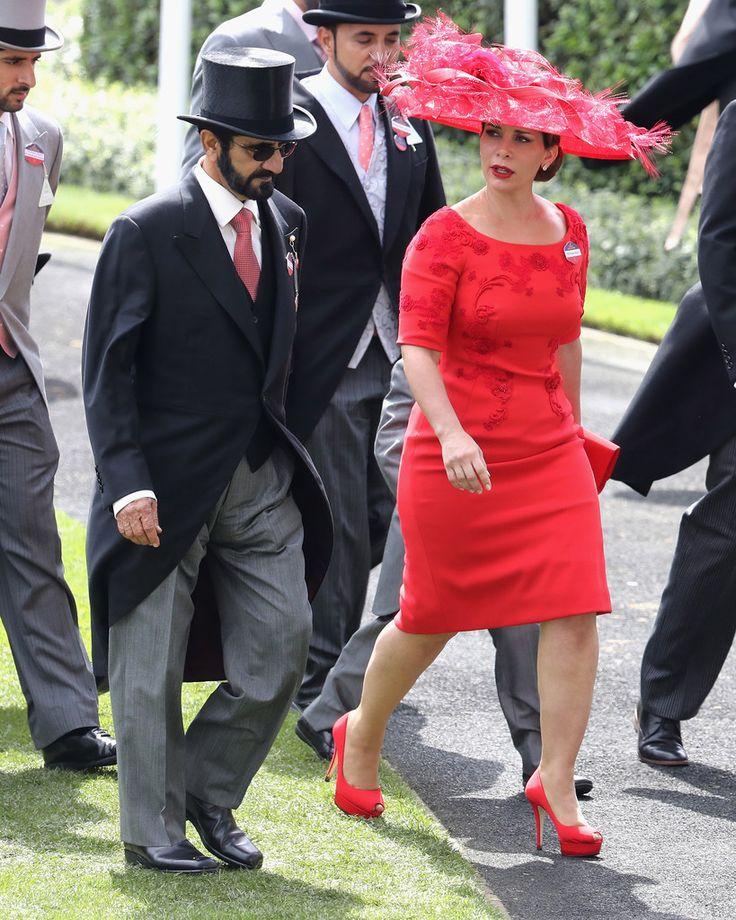 Princess Haya Bilt Al Hussein