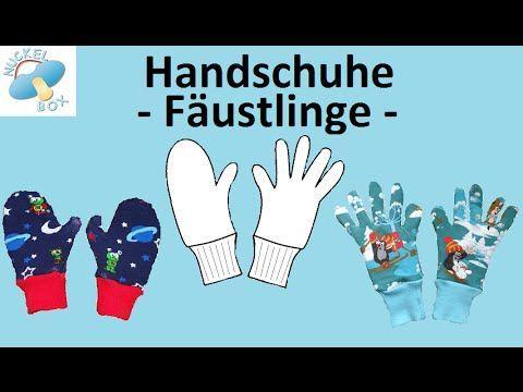 Nuckelbox: Tutorial - Handschuhe