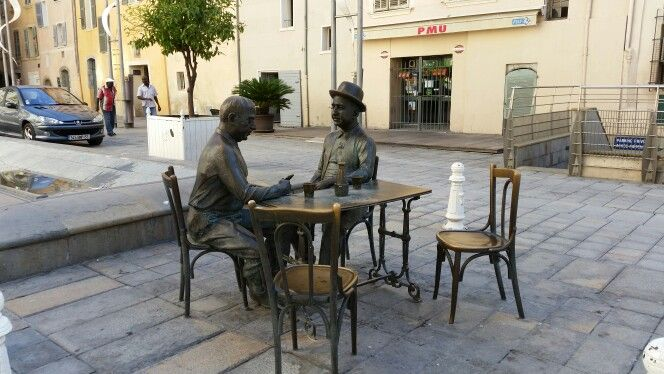 In city of Toulon