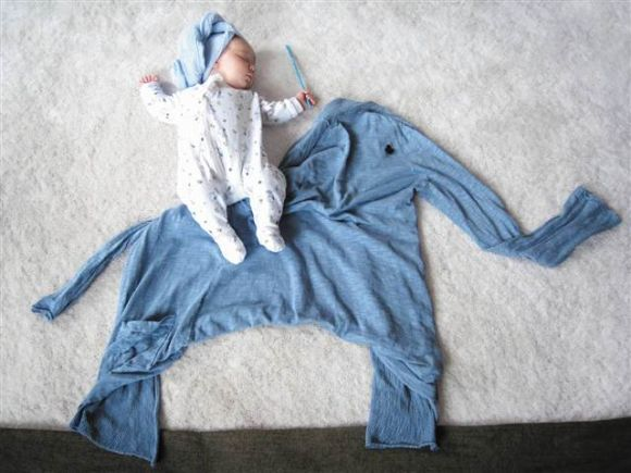Such a cute idea for making pics of your baby!!!!
