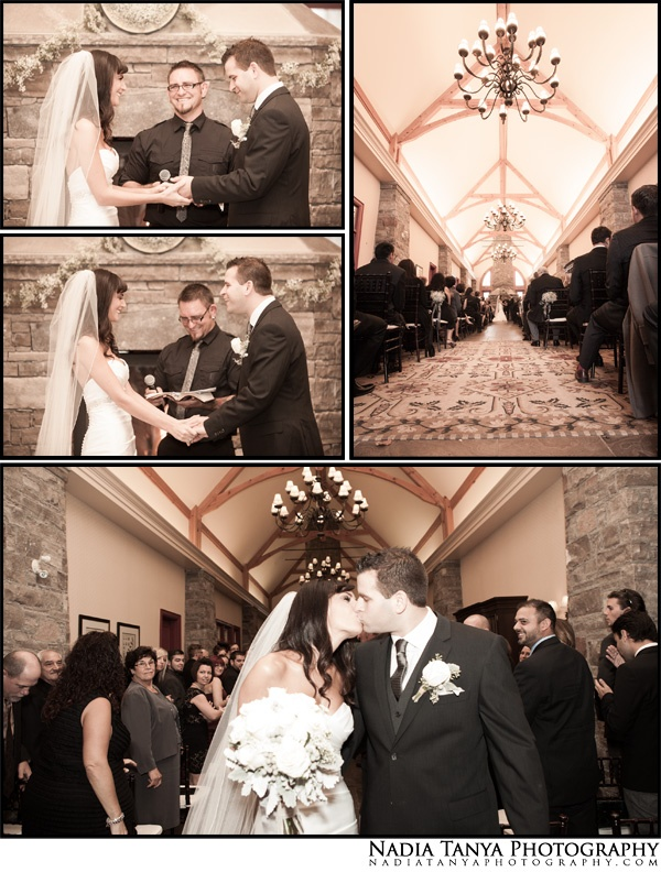 Great wedding images at Grandview Golf Club. Captured by NadiaTanya  Photography.