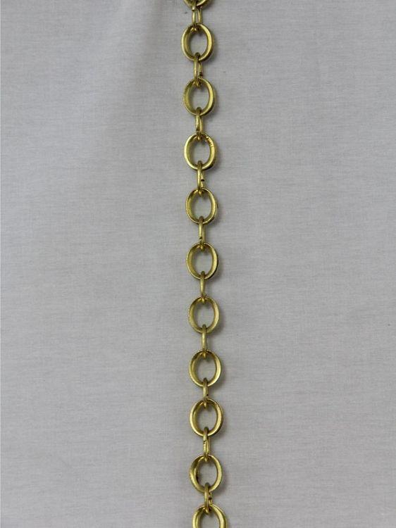 Brass Chandelier Chain CH-03   Acid Dip Finish   RCH Decor