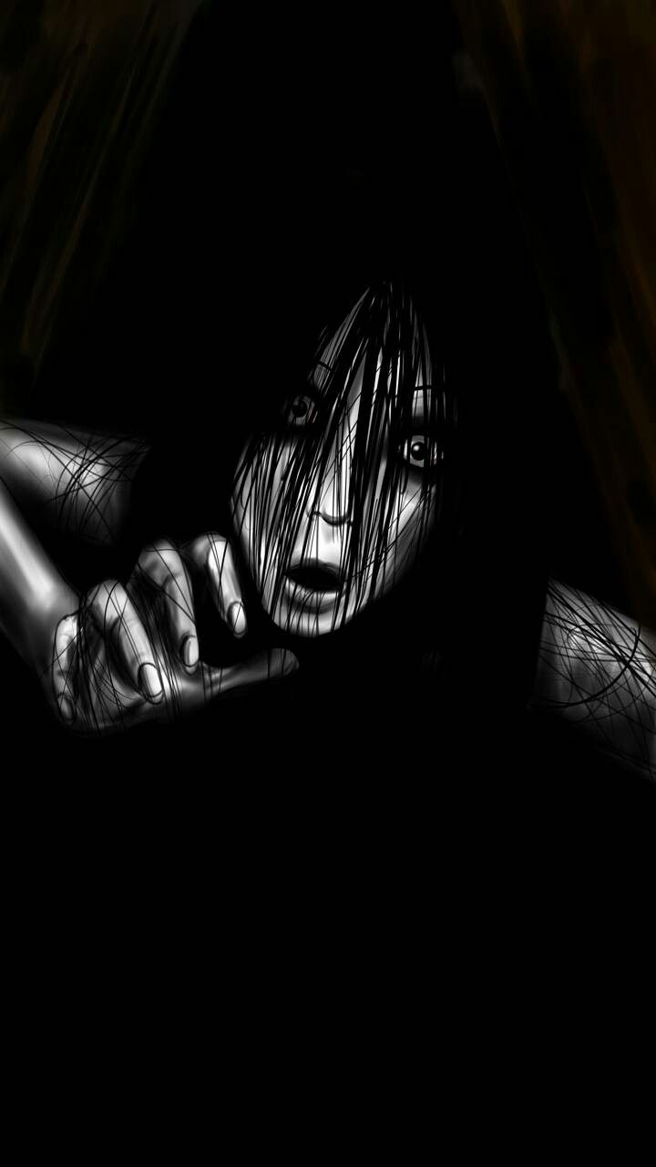 O Grito | Horror movie icons, Horror art, Cars mural