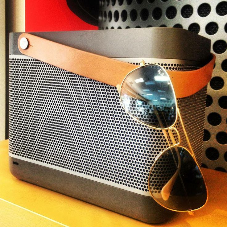 Perfect for a day out with your favourite music, the BeoLit 12 - Bang and Olufsen Cape Town.