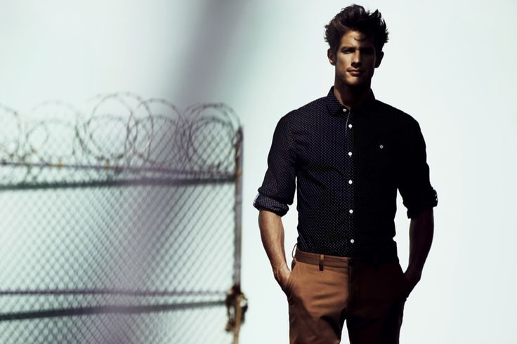 MATEUSZ STANKIEWICZ | Fashion & Celebrity Photographer | Reserved SS '13 Men Collection | AFPHOTO