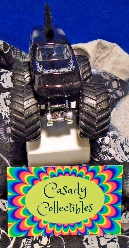 Hot Wheels Monster Jam Mohawk Warrior 2014 Monster Jam Figure Series DieCast #61 #HotWheels #Cadillac
