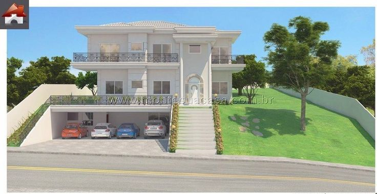 Image result for casa terreno aclive