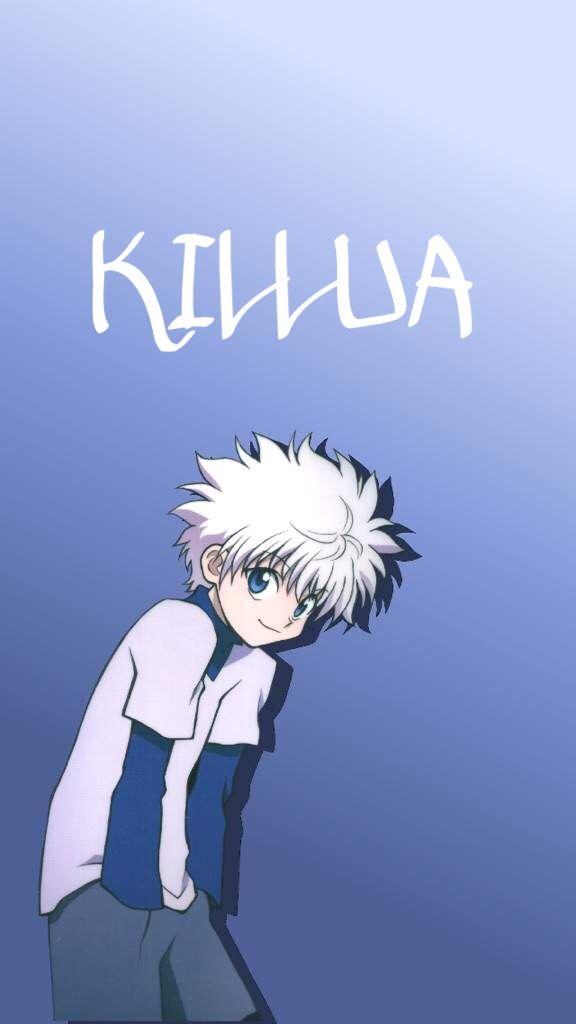 Start your search now and free your phone. Killua Hunter Anime Hunter X Hunter Anime