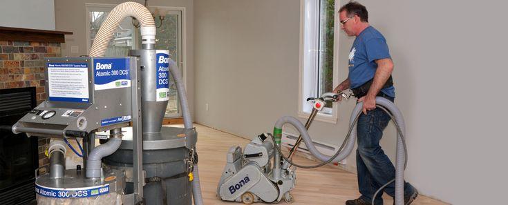 Pour un sablage de planchers sans poussière, contactez Sélection Bois-Francs, le spécialiste à Québec et à Montréal.