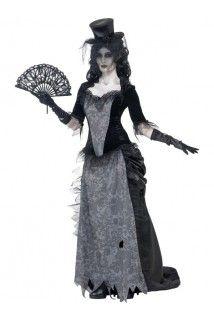 Déguisement Lady veuve noire Halloween