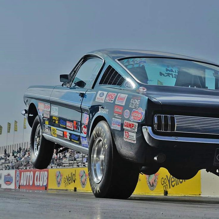 Photos Of Dick Brannan Mustang Drag Cars: 200 Best 65 Mustang Drag Cars Images On Pinterest
