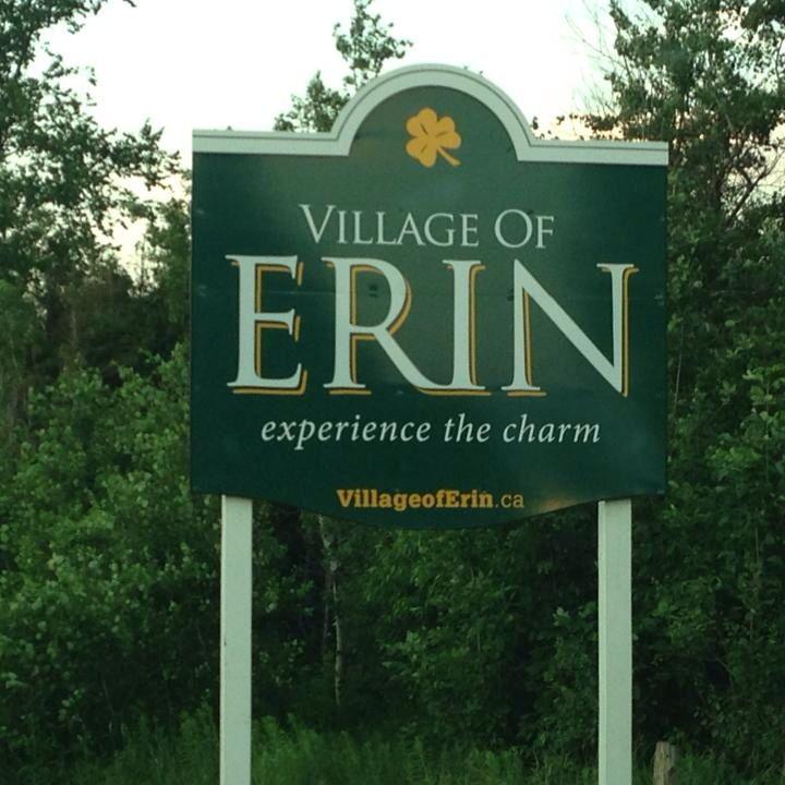 Erin, Ontario where it all began.