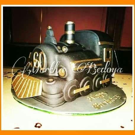 Cake tren