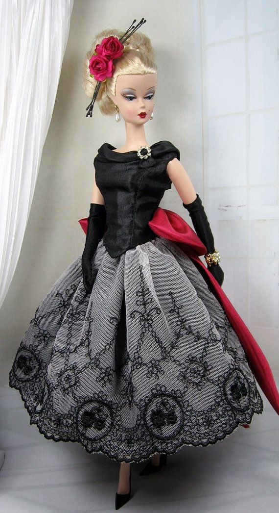 Capraia for Silkstone Barbie and Victoire Roux by MatisseFashions