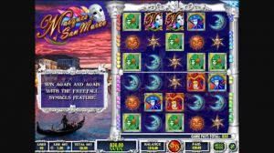 Masques of San Marco Slot Review | IGT